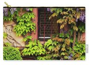 Wisteria On A Home In Zellenberg France 3 Carry-all Pouch