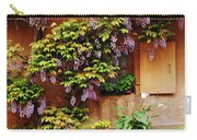 Wisteria On Home In Zellenberg 4 Carry-all Pouch
