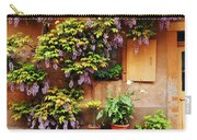 Wisteria On Home In Zellenberg France Carry-all Pouch