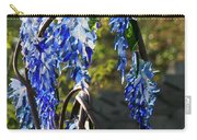 Wisteria Sculpture Carry-all Pouch