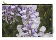 Wisteria Vine Carry-all Pouch