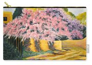 Wisterias Santa Fe New Mexico Carry-all Pouch