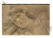 Wistful - Drawing Carry-all Pouch
