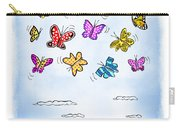 Wistful  Carry-all Pouch by Mark Armstrong