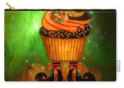 Witch Cupcake 4  Carry-all Pouch