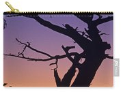 Witch Tree Monterey California Carry-all Pouch