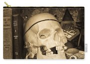 Witches Bookshelf Carry-all Pouch