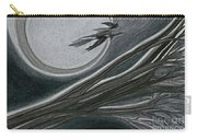 Witches' Branch Grey By Jrr Carry-all Pouch