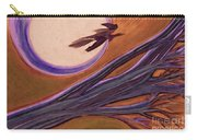 Witches' Branch Purple Carry-all Pouch
