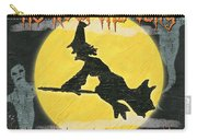Witching Time Carry-all Pouch by Debbie DeWitt