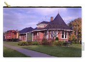 Witch's Hat Railroad Depot Carry-all Pouch