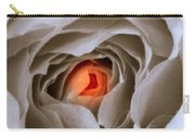 Within A Rose Carry-all Pouch