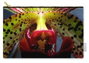 Within The Lady Slipper Carry-all Pouch