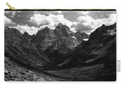 Within The North Fork Of Cascade Canyon Carry-all Pouch