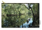Withlacoochee River Reflections Carry-all Pouch