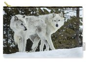 Wolf - Friend Carry-all Pouch
