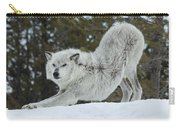 Wolf - Yoga Carry-all Pouch