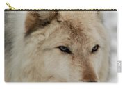 Wolf Expressions Carry-all Pouch