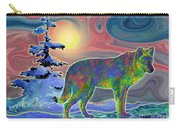 Wolf Gaze Carry-all Pouch