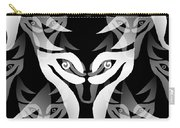 Wolf Mask Carry-all Pouch