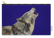 Wolf Song Carry-all Pouch
