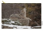 Wolf Talk Carry-all Pouch