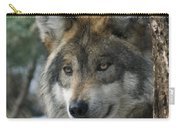 Wolf Upclose Carry-all Pouch