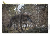 Wolf Walk Carry-all Pouch