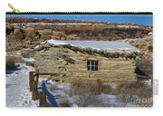 Wolfe Ranch Cabin Arches National Park Utah Carry-all Pouch