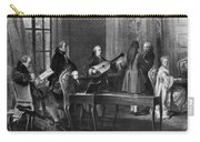 Wolfgang Amadeus Mozart (1756-1791) Carry-all Pouch