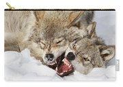 Wolves Rules Carry-all Pouch