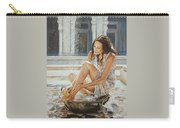 Woman Bathing 2013 Carry-all Pouch