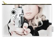 Woman Defense Carry-all Pouch