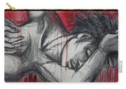 Woman In Love 2 - Female Nude Carry-all Pouch