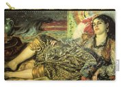 Woman Of Algiers Carry-all Pouch