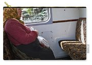 Woman On Train - Budapest Carry-all Pouch