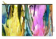 Woman Power Diptych 02 Carry-all Pouch