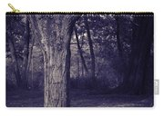 Woman Under A Tree Carry-all Pouch