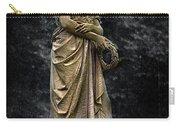 Woman With Wreath Carry-all Pouch