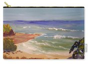 Wombarra Beach Carry-all Pouch