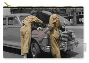 Women Auto Mechanics Carry-all Pouch