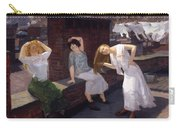 Women Drying Their Hair 1912 Carry-all Pouch