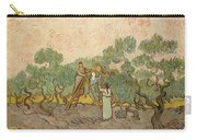 Women Picking Olives Carry-all Pouch