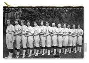 Women's Baseball Team Carry-all Pouch