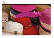 Women's Hats Carry-all Pouch