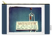 Wonder Lodge Carry-all Pouch