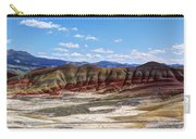 Wonder Of Erosion Panorama Carry-all Pouch