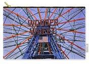 Wonder Wheel 2013 - Coney Island - Brooklyn - New York Carry-all Pouch