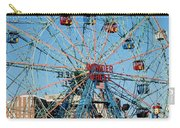 Wonder Wheel Of Coney Island Carry-all Pouch