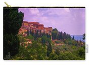 Wonderful Tuscany Carry-all Pouch